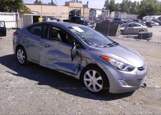 Inventory #534013620 2011 Hyundai ELANTRA