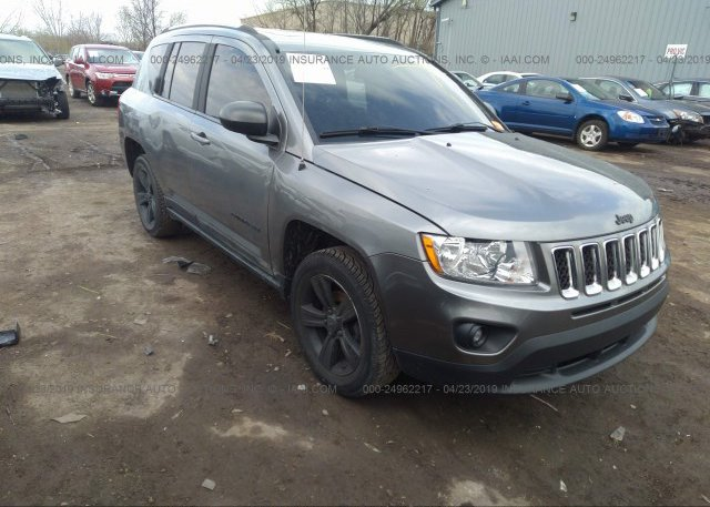 Inventory #629314685 2011 JEEP COMPASS