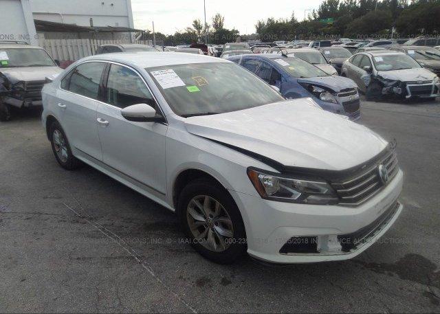 Inventory #130608603 2016 Volkswagen PASSAT