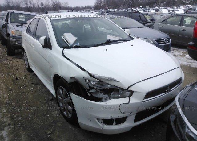 Inventory #326071725 2014 Mitsubishi LANCER