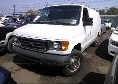 2003 FORD ECONOLINE - 1FTNS24L03HB49921 Right View