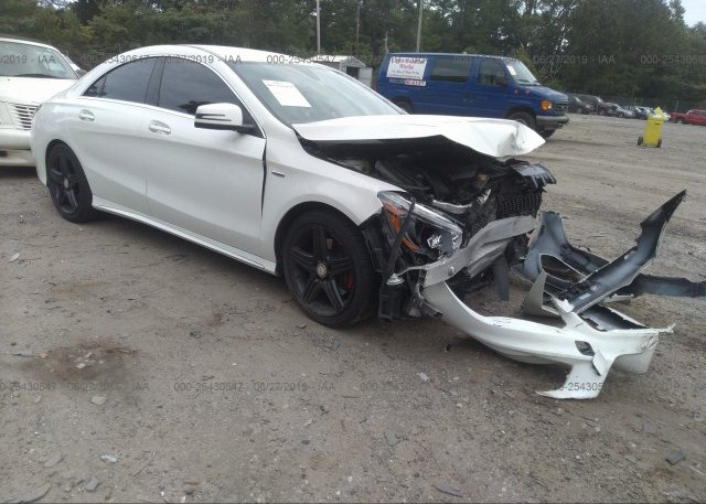 Inventory #955296941 2015 Mercedes-benz CLA