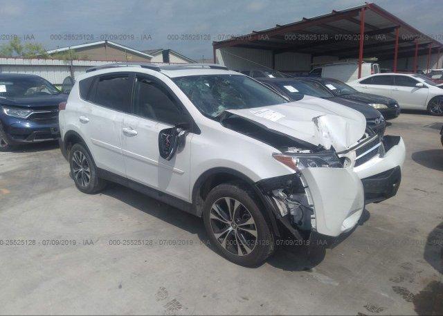 Inventory #381528766 2015 Toyota RAV4