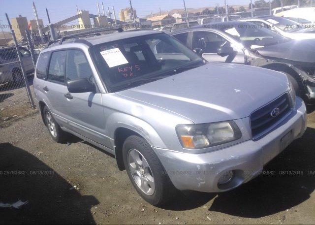 Inventory #888080306 2003 Subaru FORESTER