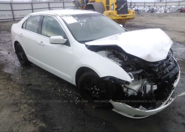 Inventory #176243451 2010 FORD FUSION