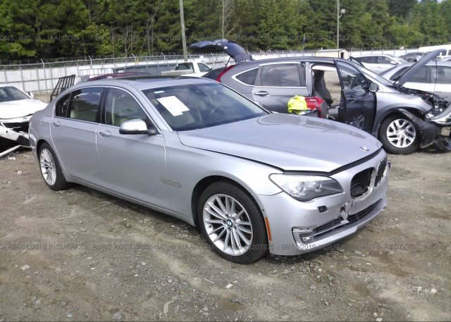 Inventory #225266027 2014 BMW 750