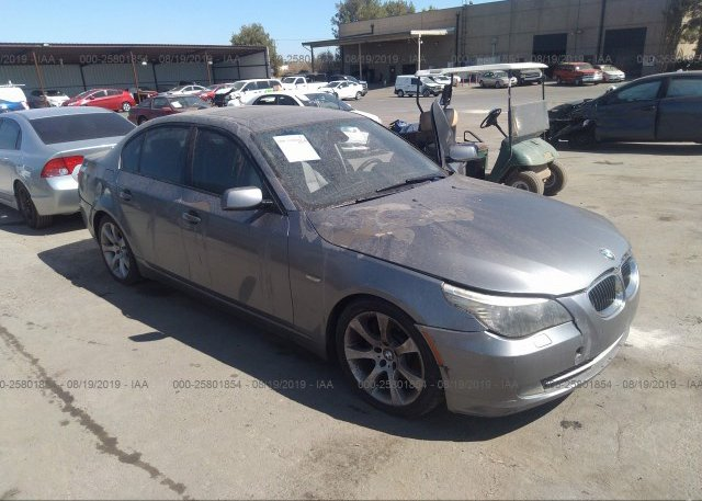 Inventory #308802420 2008 BMW 535