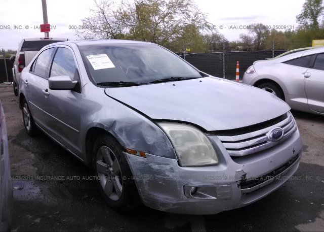 Inventory #558184417 2006 FORD FUSION