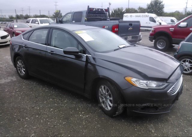 Inventory #787396791 2017 FORD FUSION