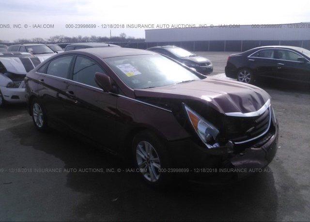 Inventory #612758841 2014 Hyundai SONATA