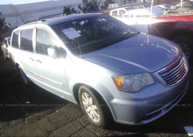 Inventory #634450770 2013 Chrysler TOWN & COUNTRY