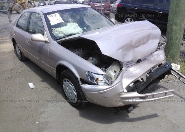 Inventory #871252300 1998 Toyota CAMRY
