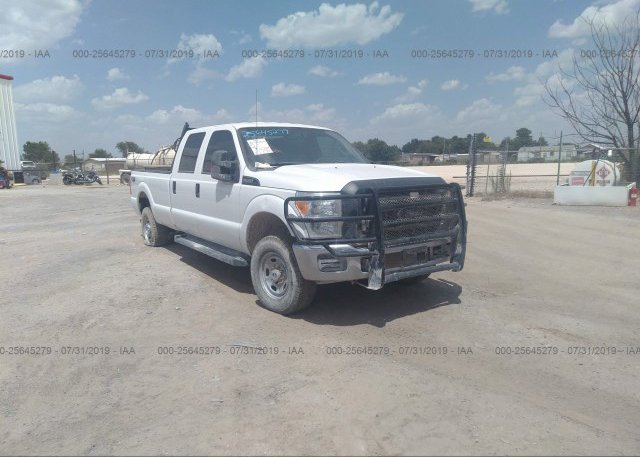 Inventory #101238602 2015 FORD F350