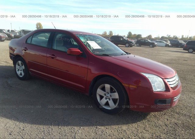 Inventory #519342721 2008 FORD FUSION