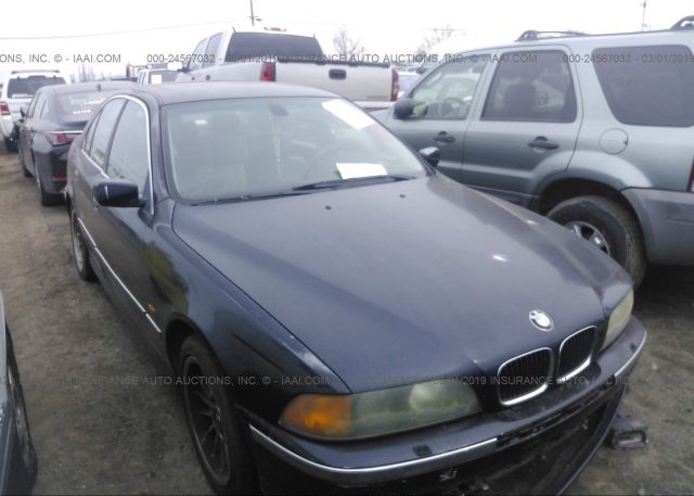 Inventory #617895965 2000 BMW 528