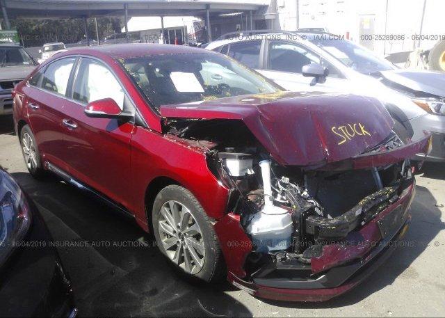 Inventory #784091904 2015 Hyundai SONATA