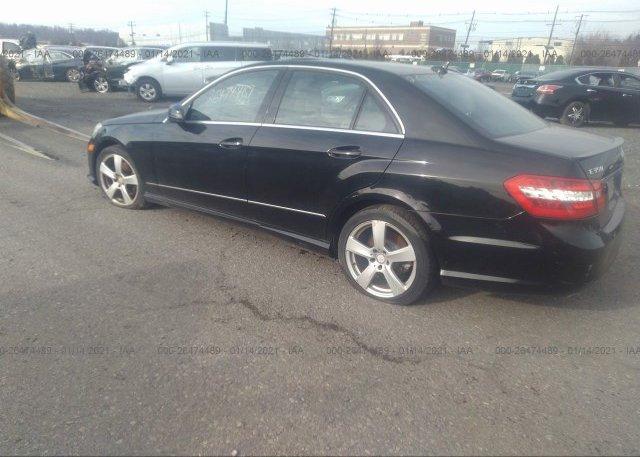 купить 2011 Mercedes-benz E-CLASS WDDHF8HB2BA377163