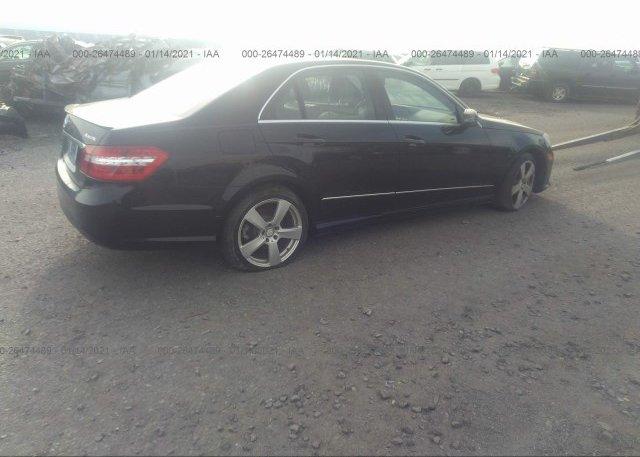 цена в сша 2011 Mercedes-benz E-CLASS WDDHF8HB2BA377163