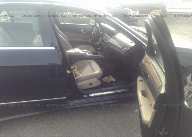 пригнать из сша 2011 Mercedes-benz E-CLASS WDDHF8HB2BA377163