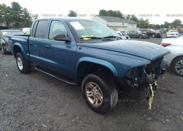 Inventory #476054532 2004 Dodge DAKOTA