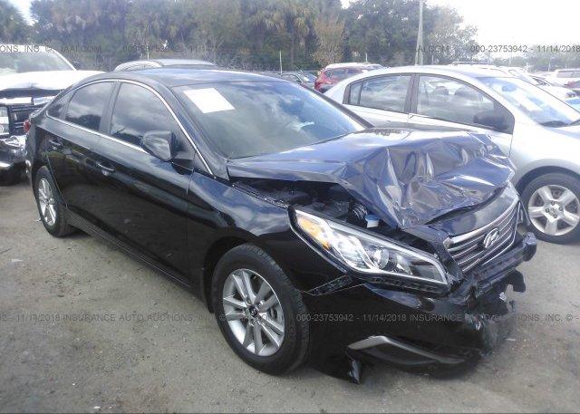 Inventory #737461197 2016 Hyundai SONATA