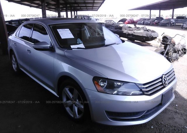 Inventory #485571376 2013 Volkswagen PASSAT