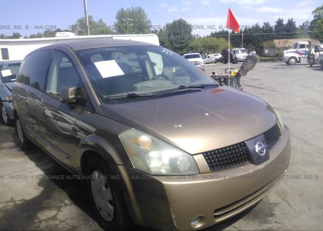 Inventory #475028301 2004 Nissan QUEST
