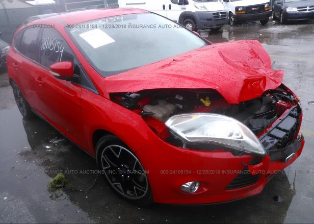 Inventory #461276166 2014 FORD FOCUS