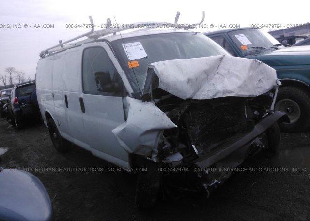 Inventory #623280040 2012 Chevrolet EXPRESS G1500
