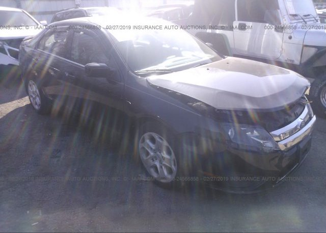Inventory #824690849 2011 FORD FUSION