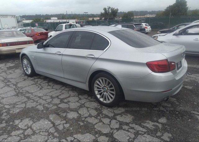 купить 2011 BMW 5 SERIES WBAFU7C52BC778703
