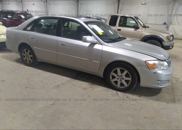 Inventory #402516333 2001 Toyota AVALON