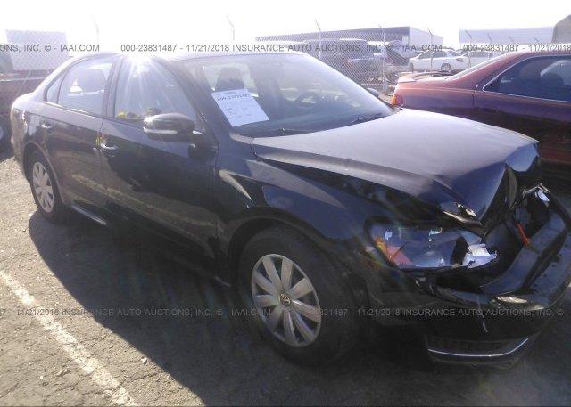 Inventory #993174495 2013 Volkswagen PASSAT