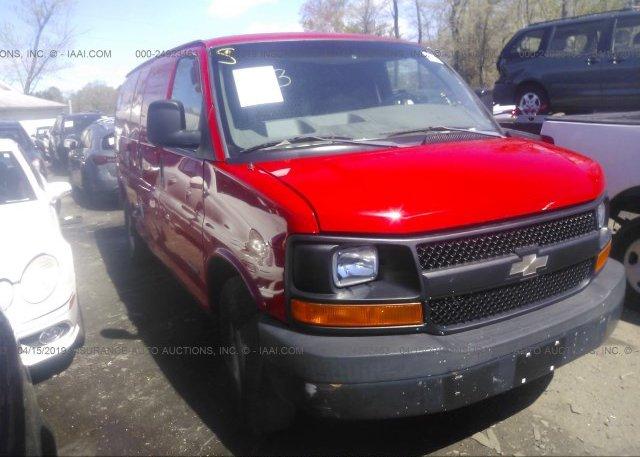 Inventory #439726940 2003 Chevrolet EXPRESS G3500