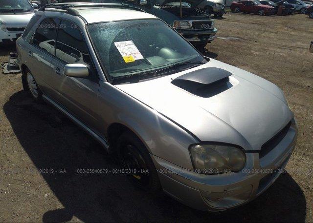 Inventory #786216770 2005 Subaru IMPREZA