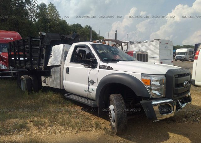 Inventory #707288118 2012 FORD F550