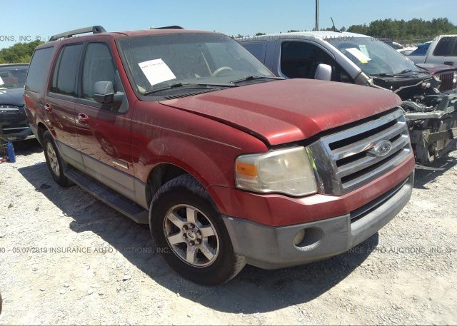 Inventory #178833144 2007 FORD EXPEDITION