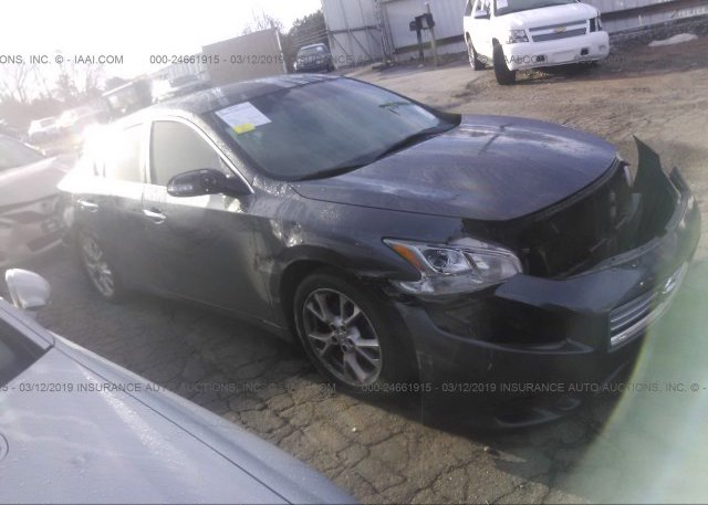 Inventory #638211908 2012 Nissan MAXIMA