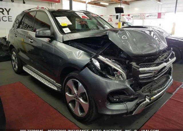 Inventory #250035483 2017 Mercedes-Benz GLE