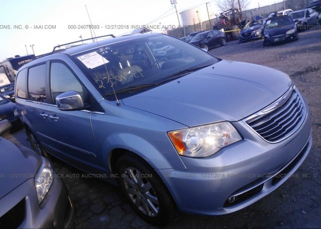 Inventory #550972431 2012 Chrysler TOWN & COUNTRY