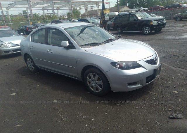 Inventory #724936665 2009 Mazda 3