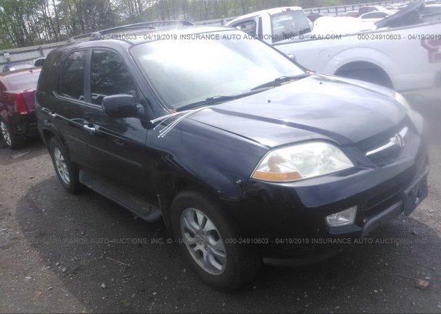 Inventory #330704592 2003 Acura MDX