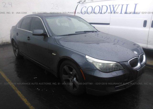 Inventory #104323877 2008 BMW 535
