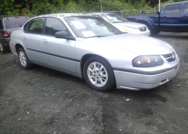 Inventory #464155333 2002 Chevrolet IMPALA