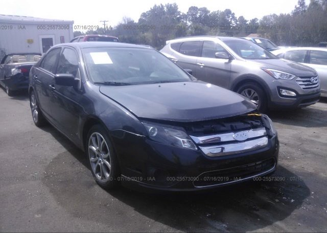Inventory #391555058 2012 FORD FUSION