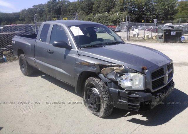 Inventory #494430730 2005 Dodge DAKOTA