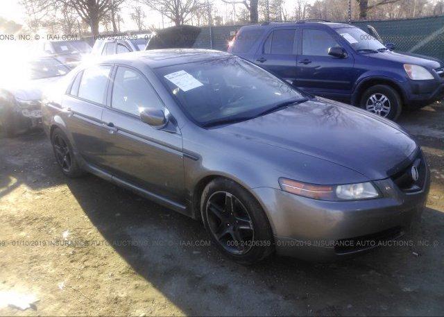 Inventory #221660670 2006 Acura 3.2TL