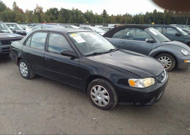 Inventory #443806533 2001 Toyota COROLLA