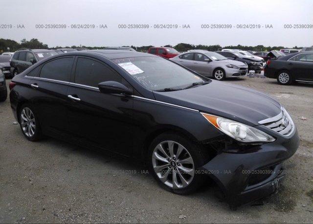 Inventory #601171719 2013 Hyundai SONATA