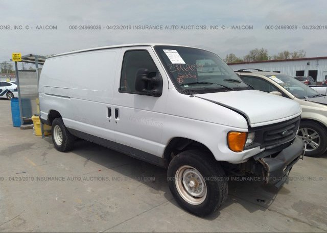 Inventory #283503070 2007 FORD ECONOLINE